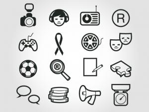 Sponsorship icons