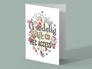 Access Christmas Card 2013